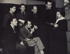 Gisèle Prassinos reads to the surrealists