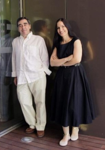 Ana Pérez and Gregorio Doval