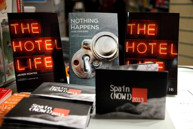 Hotel Life and Nothing European Bookshop