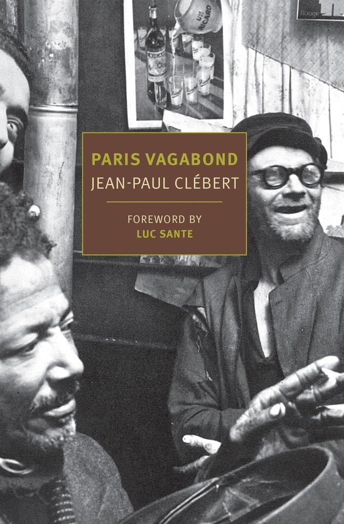 Jean-Paul Clébert-Paris Vagabond